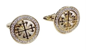 Patek Philippe Patek Philippe 18K YELLOW GOLD CUFFLINKS