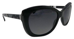 Burberry Burberry Black Cat Eye Sunglasses