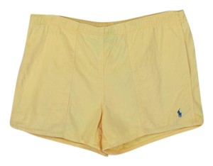 Polo Ralph Lauren Shorts yellow