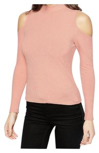 New Look Petite Cold Shoulder Sweater