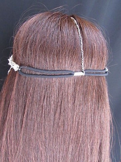 Other Women Silver Head Metal Body Chain Hot Jewelry Grecian Circlet