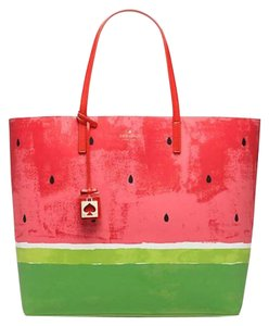 Kate Spade Tote in Green Watermelon