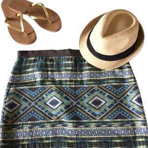 American Eagle Outfitters Skirt Multi