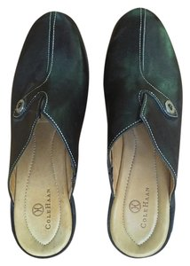 Cole Haan Comfortable Stylish Brown Mules