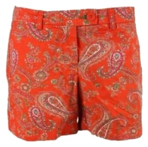 Tommy Hilfiger Mini/Short Shorts Bizaar orange