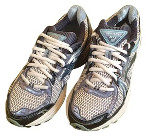 Brooks Running Workout Trail Hike Navy/white/light blue Athletic