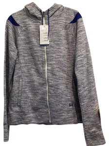Under Armour NWT Coldgear Storm Zip Up Hoodie 1239250 428 NEW!