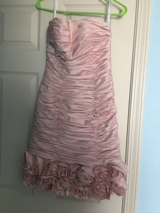 Pretty Maids Blush Dress