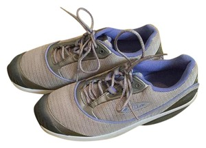 MBT Walking Running Comfortable Grey/blue Athletic