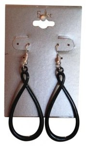 Ballet Black Night out Earrings
