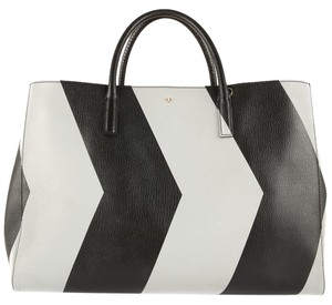 Anya Hindmarch Tote in Gray & Black