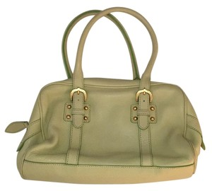 Dooney & Bourke Satchel in Light Green