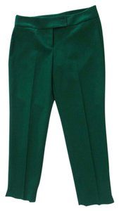 Talbots Kelly Trouser Pants Green