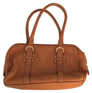 Dooney & Bourke Satchel in Tan