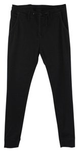 True Religion Arya Joggers Skinny Pants Black