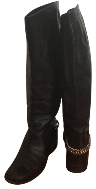 Item - Cate Flat Calf Rubens with Chain Boots/Booties Size US 8.5 Regular (M, B)
