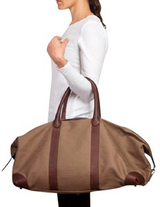 Cuyana Overnight Weekend Tan/Brown Travel Bag