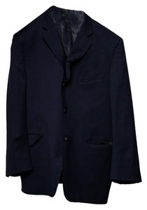 Burberry Men Blue Blazer
