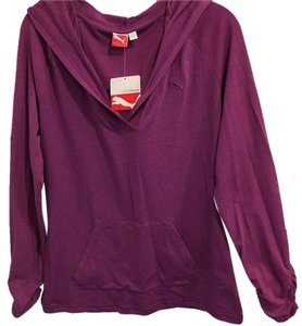 Puma NWT Hooded Lifestyle Tee