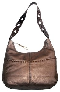Brighton Hobo Leather Shoulder Bag