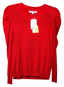 Sharinio Longsleeve T Shirt Red