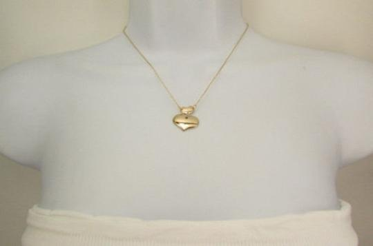 Other Women Mini Metal Sizes Hearts Chains Fashion Necklace Gold Silver Love