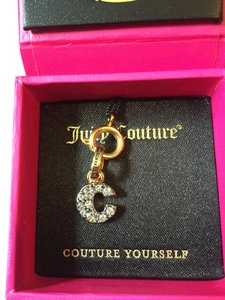Juicy Couture Juicy Couture Pave charm