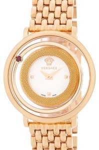 Versace Versace Women's Venus Swiss Made Quartz Topaz Accented