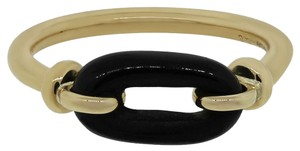 Cartier CARTIER 18K YELLOW GOLD OVAL ONYX RING