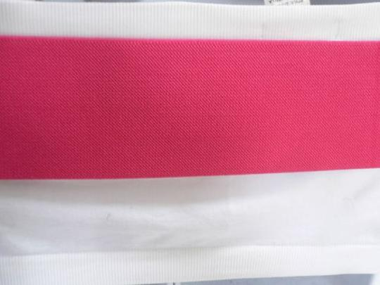 Other Women Hip Waist Stretch Pink Coral Fashion Belt Square Buckle 26-38