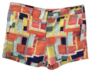 Tommy Hilfiger Mini/Short Shorts Orange blue yellow multi