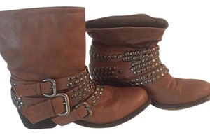 BKE Brown Boots