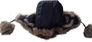 Hollister Navy Blue winter hat