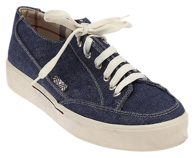 Item - Blue Denim Platform (31445) Sneakers Size US 10 Regular (M, B)
