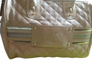 Versace Jeans Collection Tote in Pale pink