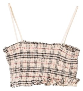 Burberry Kids Crop Childrens Top