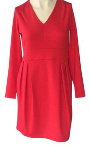 Lands' End short dress Red on Tradesy