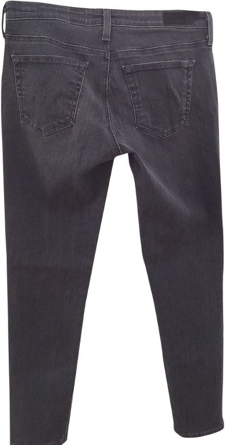 Item - Gray Light Wash The Ankle Jeggings Size 27 (4, S)