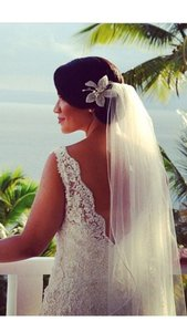 L' Fay Bridal Wedding Dress