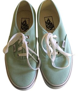 6ad3d70d10f Green Vans Sneakers - Up to 90% off at Tradesy