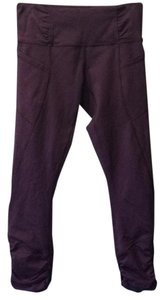 Lululemon Dark purple/ Burgundy Leggings