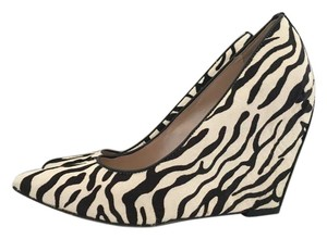 Jean-Michel Cazabat Zebra (black and white) Wedges
