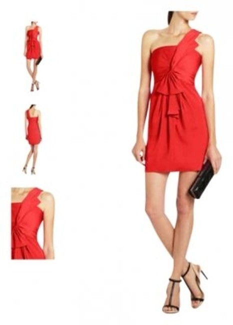 Preload https://item2.tradesy.com/images/bcbgmaxazria-red-palais-one-shoulder-above-knee-cocktail-dress-size-8-m-193241-0-0.jpg?width=400&height=650