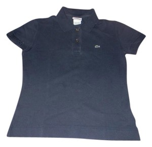 Lacoste Polo Shirt Classic T Shirt Navy