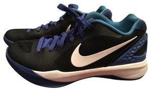 Nike Black and royal Athletic