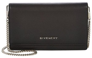 Givenchy Chain Leather Cross Body Bag