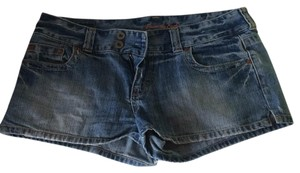 American Eagle Outfitters Mini/Short Shorts Light wash jean shorts