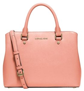 Michael Kors Tote in Peach