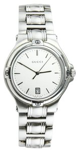 Gucci * 9040M Stainless Steel Ladies Watch