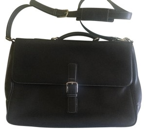 Coach Briefcase Leather Laptop Bag